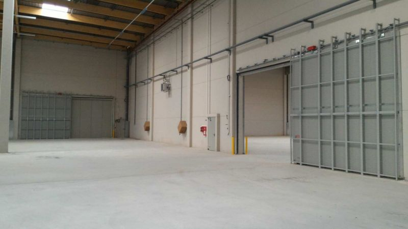 Porte coupe feu installation et maintenance de vos for Porte de garage coupe feu